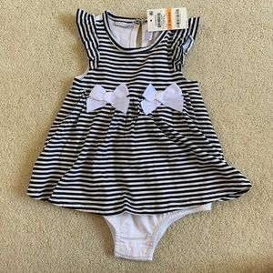 NWT First Impressions Sunsuit 12 Months